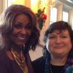 Brenda Hopper, Executive Director of the NJSBDC, and Marcela
