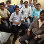 Jalima team in India